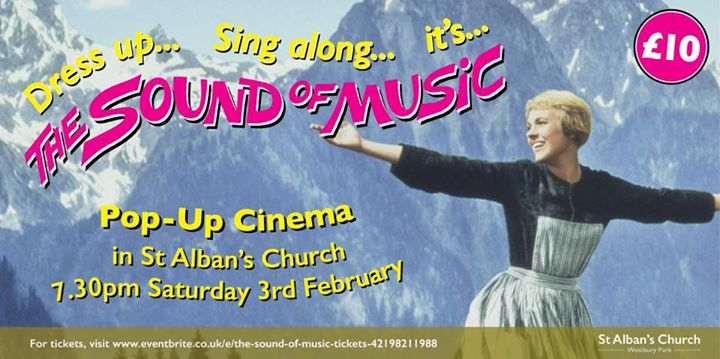 Tickets available at https://www.eventbrite.co.uk/e/the-sound-of-music-tickets-42198211988