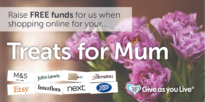 What to get Mum? How about Flowers, chocolate or jewellery? Find the best gifts and raise free funds for us when you order online via @GiveasyouLive http://www.giveasyoulive.com/join/the-church-in-westbury-park
