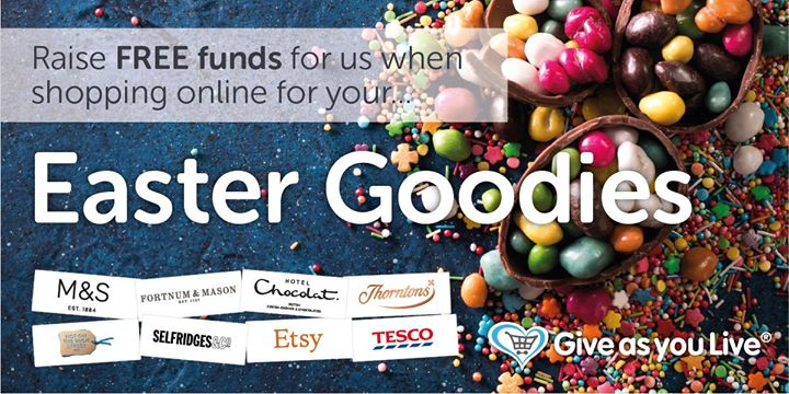 Make it an egg-cellent #Easter by generating free funds for us…Order your chocolate treats online via @GiveasyouLive > https://www.giveasyoulive.com/join/the-church-in-westbury-park