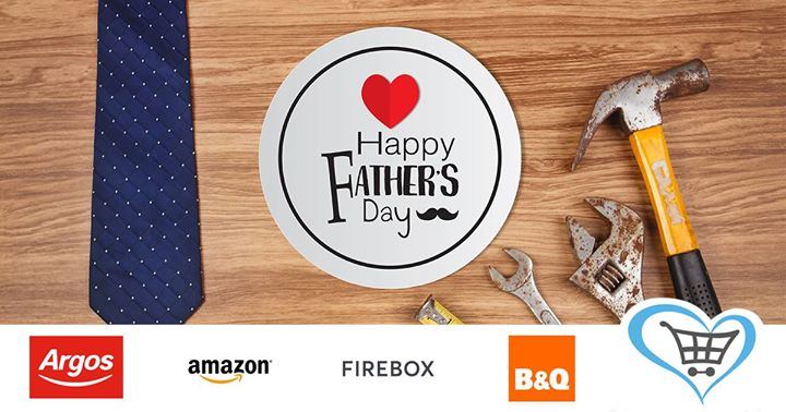 What to get Dad? How about clothes, chocolate or even toiletries? Find the best gifts and raise free funds for us when you order online via @GiveasyouLive > https://www.giveasyoulive.com/join/the-church-in-westbury-park #Fathersday #GiftsforHim